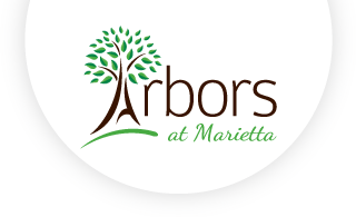 Arbors At Marietta Web Logo